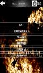 Supernatural Quiz Game screenshot 1/6