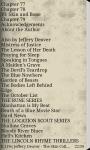 Jeffery Deaver - The Skin Collector screenshot 3/5