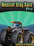 Monster Drag Race Pro_ screenshot 2/3