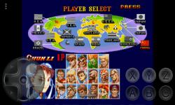 Super Street Fighter 2 The New Challengers - SEGA screenshot 3/4