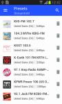 RADIO StreamItAll Lite screenshot 1/3