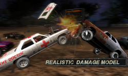 Demolition Derby: Crash Racing screenshot 1/4