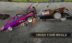 Demolition Derby: Crash Racing screenshot 3/4