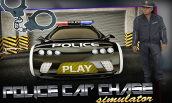 Police Car Chase Simulator 3D screenshot 1/5