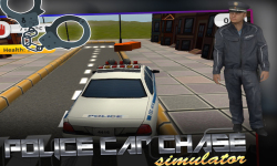 Police Car Chase Simulator 3D screenshot 2/5