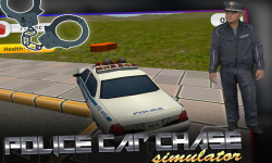 Police Car Chase Simulator 3D screenshot 4/5
