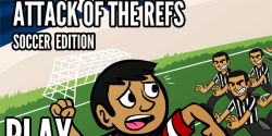 Attack of the Refs - Soccer Edition  screenshot 1/3