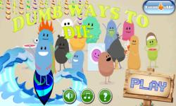 Dumb Ways To Die Free screenshot 1/4