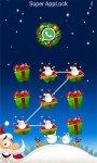 AppLock Theme Xmas Gift Wish screenshot 2/2