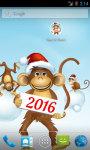 Year of the Monkey Live Wallpaper screenshot 1/4