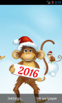 Year of the Monkey Live Wallpaper screenshot 2/4