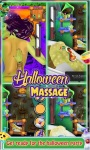 Halloween Massage - Game screenshot 3/3