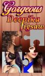 Gorgeous Deepika Jigsaw screenshot 1/1
