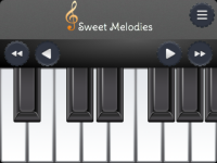 Sweet Melodies - Piano Magic screenshot 2/3