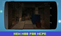 Five Nights at Candys Mod for Minecraft PE screenshot 1/3