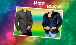 Man blazer photo suit images screenshot 3/4