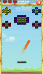 Brick Breaker Bricks Arkanoid Retro 2016 screenshot 4/6