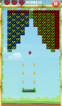 Brick Breaker Bricks Arkanoid Retro 2016 screenshot 5/6