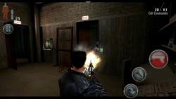 Max Payne Mobiel personal screenshot 1/6