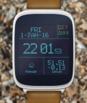 LED Watchface with Weather swift screenshot 5/6