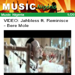 Music Nigeria WRT screenshot 2/3
