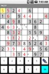 BestSudoku - AndroidFunCup screenshot 1/6