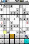 BestSudoku - AndroidFunCup screenshot 3/6