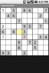 BestSudoku - AndroidFunCup screenshot 4/6