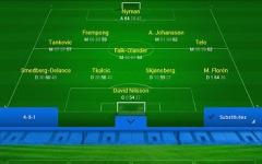 Online Soccer Manager (OSM) screenshot 3/3