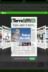 Terra News per iPad screenshot 1/1
