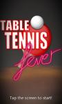 Table Tennis Fever screenshot 4/4