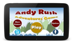 Andy Rush Adventures Game screenshot 1/4