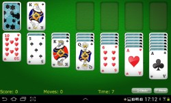 Solitaire Classic HD screenshot 1/3