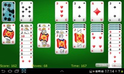 Solitaire Classic HD screenshot 2/3