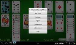 Solitaire Classic HD screenshot 3/3