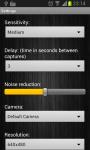 Motion Detector Free screenshot 4/5