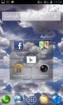REFLECTING CLOUDS LWP screenshot 3/3