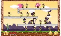 Undead vs Plants Game screenshot 1/6