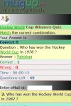 Hockey World Cup Winners Quiz screenshot 3/3