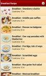 Jamie Oliver Breakfast Recipes screenshot 1/6