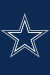 Dallas Cowboys Smoke Effect Wallpaper screenshot 1/1