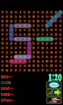 Ultimate Word Search by WAZUMBi screenshot 6/6