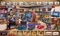 Free Hidden Object Games - Music and Stuff screenshot 3/4