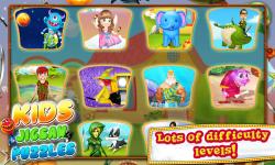 Kids Jigsaw Puzzles - puzzle screenshot 5/6