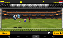 Goalkeeper Premier screenshot 1/5