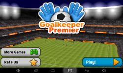 Goalkeeper Premier screenshot 4/5