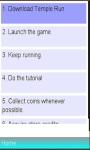 Temple Run Basics screenshot 1/1