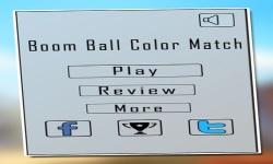 BOOM BALL COLOR MATCH screenshot 5/5
