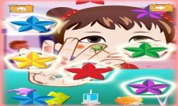 Baby Girl Hand Doctor Kid game screenshot 6/6