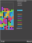 Tetris Blitz Mania screenshot 1/3